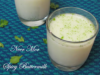 Spicy Buttermilk