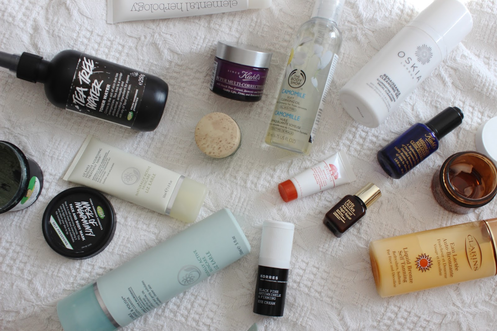 Compiling A Basic Skincare Routine