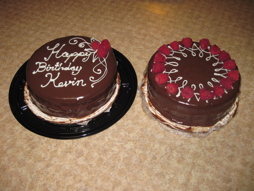 Birthday Cake Images With Name Kevin : Delicious, Dirty Food Porn: Hey Kevin, how come your mom ...