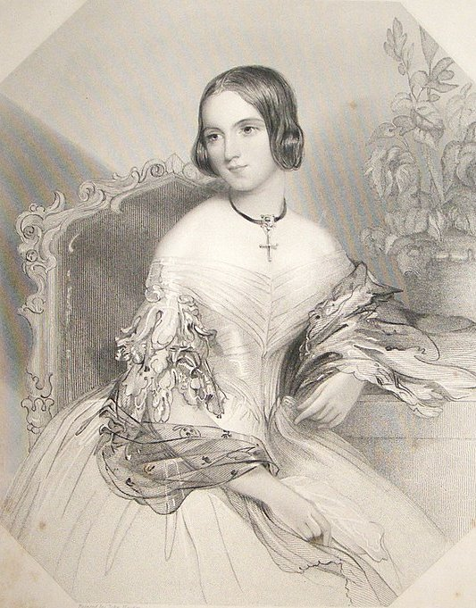 Lovely old victorian engravings of beautiful women early mid 1800 s
