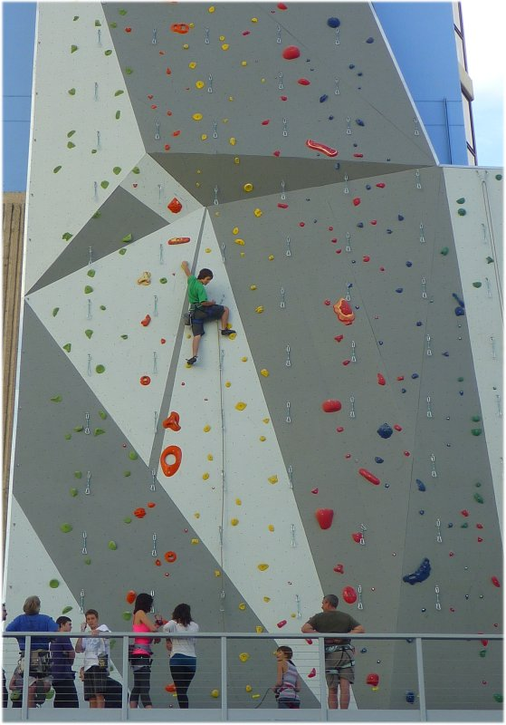 Rock Climbing Casino Reno
