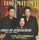 Daftar Isi Album Trio Maduma (Arga ni Namaranak)