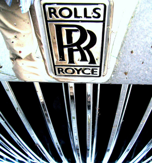 What is the meaning of the Rolls Royce symbol  Quora