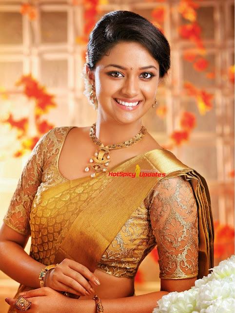 Keerthy Suresh Actress