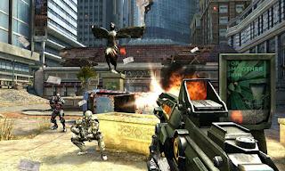 [GameLoft] N.O.V.A. 3 v1.0.4 APK+DATA: game bắn súng giả tưởng cực hay