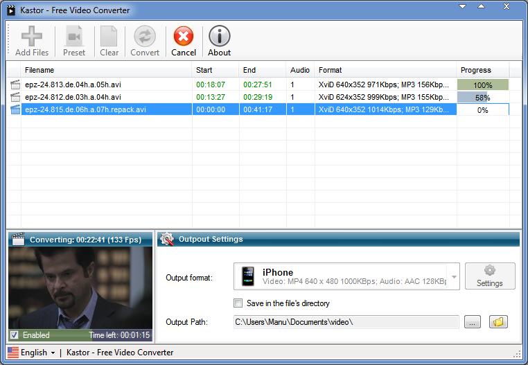 Ann free video converter 4 5 2