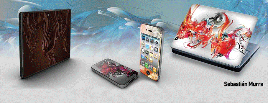 Transforma tu iphone ipad o macbook con forcover vinilos for Vinilos personalizados