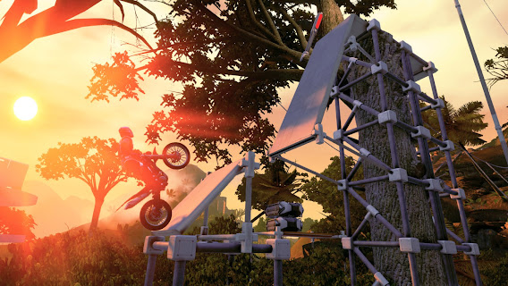 Trials Fusion: Riders of the Rustlands ScreenShot 03