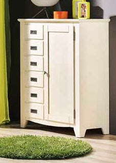 armario comoda 1 puerta, comoda alta