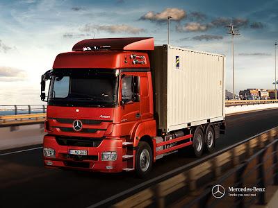 camiones mercedes benz axor 2011 frontal