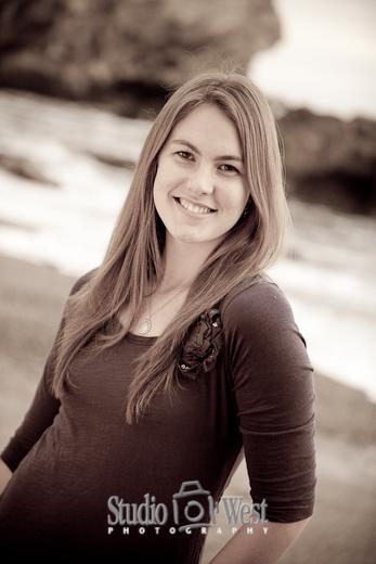 Atascadero Senior Pictures, Beach Portraits, San Luis Obispo