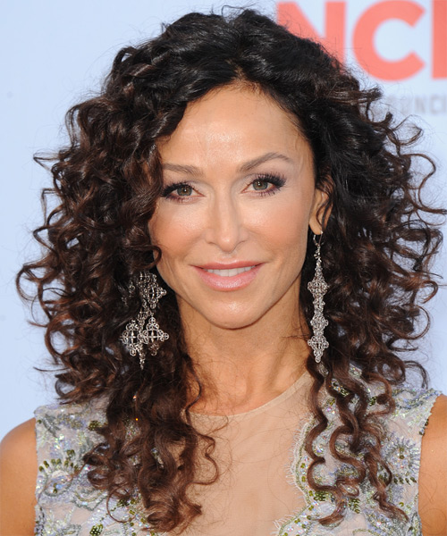 Hairstyles For Long Hair Curly Layers : long curly hairstyles casual long curly hairstyles casual long curly ...