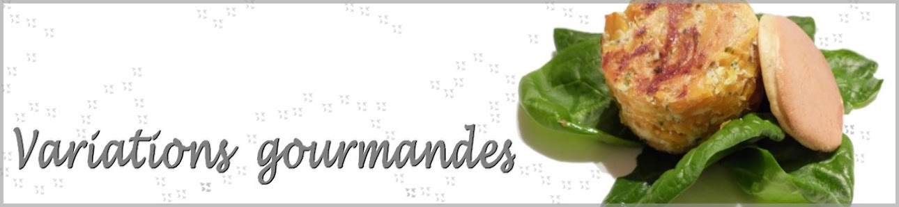 Variations Gourmandes