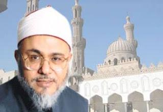 gambar Syeikh 'Umum Qurra' Mesir, Dr.Ahmed Isa Ma'sarawy
