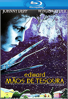 Edward Mãos de Tesoura BD-R