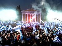Τρόμαξαν στην Αλβανία απο την Χρυσή Αυγή !