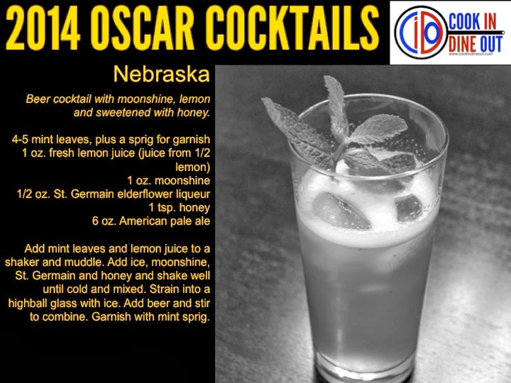 Oscar Cocktails Nebraska