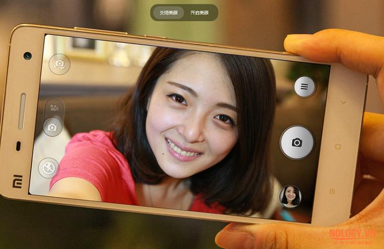 Ảnhr chụp chân dung từ Xiaomi Mi 4