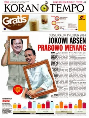 Kumpulan Foto Lucu Jokowi VS Prabowo Subianto Part 2 ...