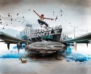 Urban Skateboards HD Wallpaper