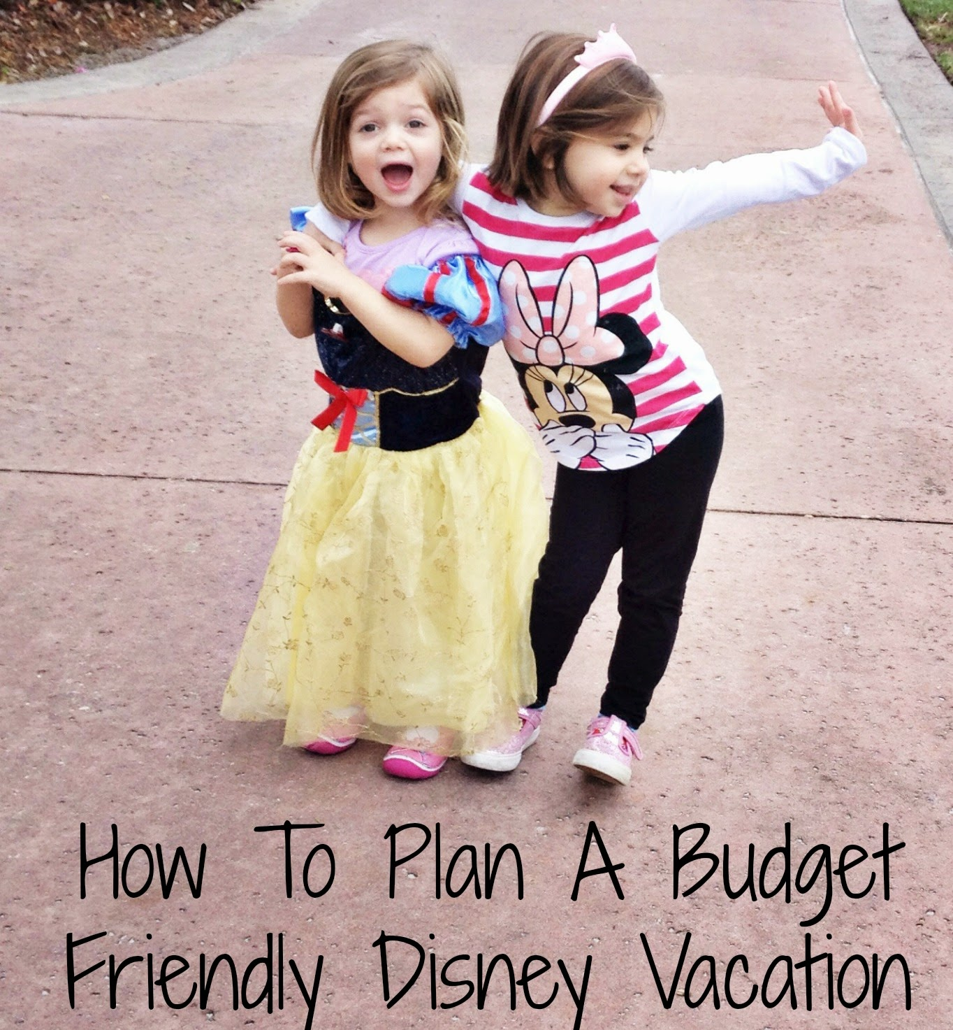 Disney World On A Budget  || The Chirping Moms