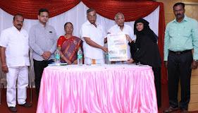 Honorable La. Ganesan M.P. for Rajya Sabha for Madhyapradesh releases Agam Nooru