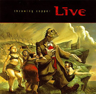 Live, Throwing Copper