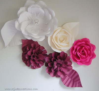 mexican paper flowers chanel