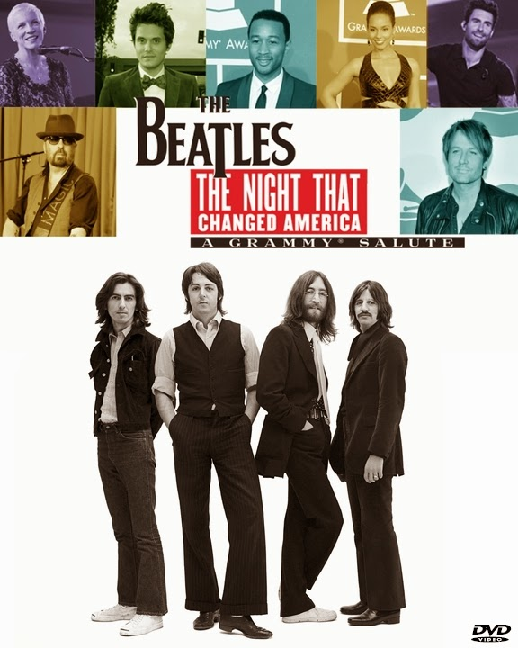 The Beatles: The Night That Changed America - A GRAMMY