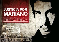 ¡Mariano Ferreyra presente!