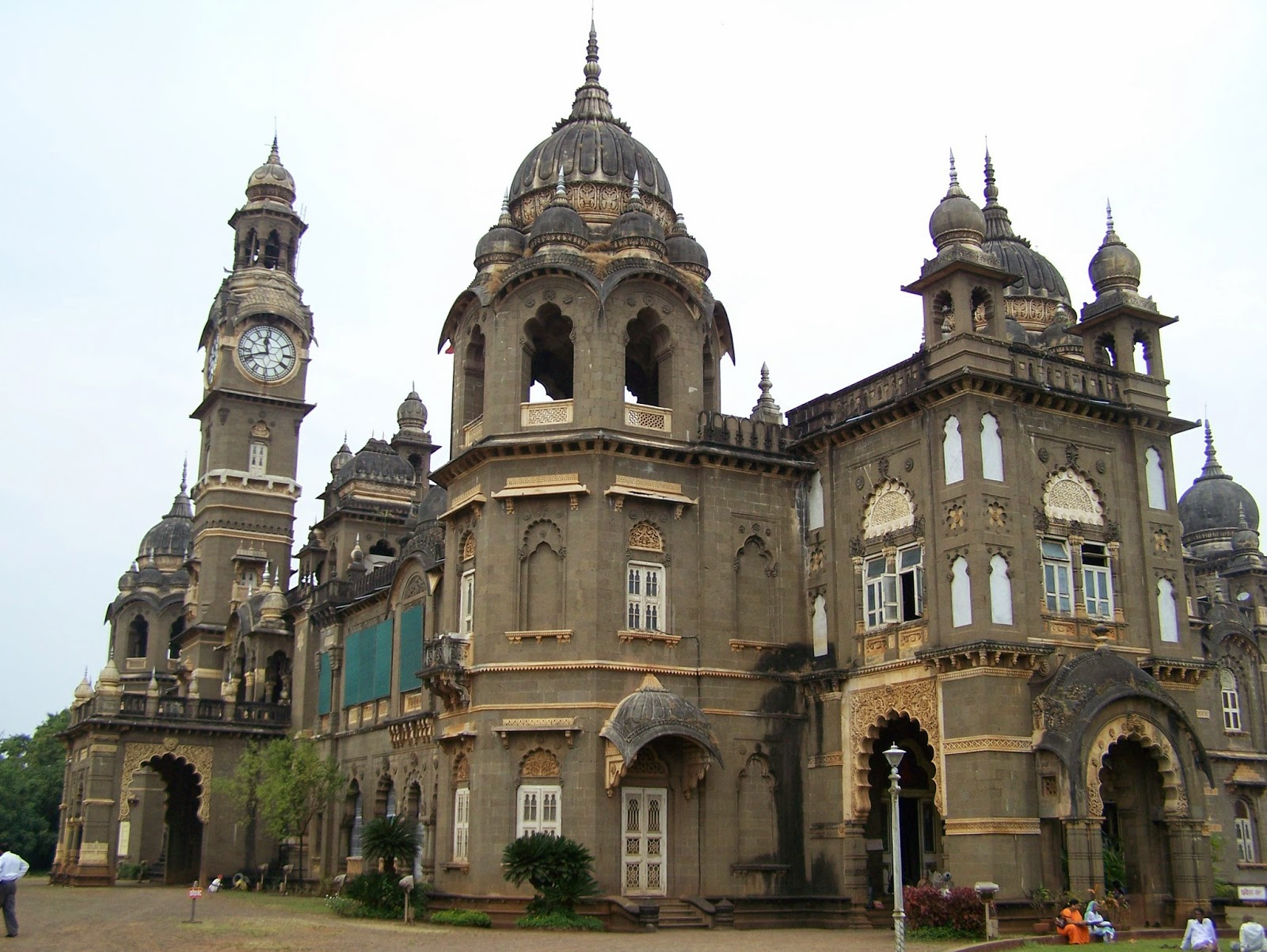 The New Palace of Kolhapur