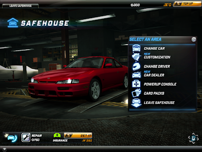 Need For Speed World - Safehouse