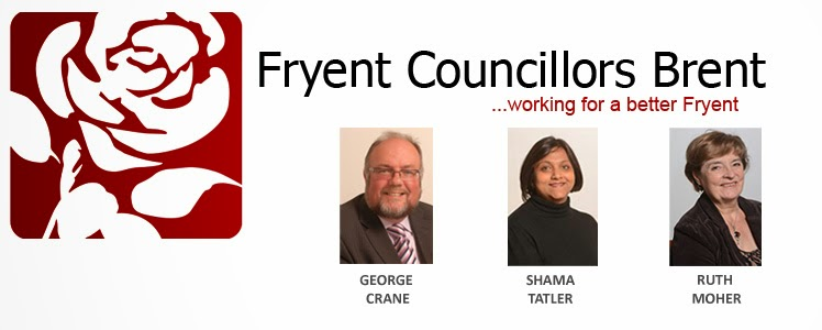 Fryent Councillors Brent