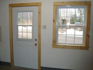 I chose pine to trim the windows with because it\u0027s my favourite and the shop cupboards and router table I made are pine.The vinyl clad windows were inserted ... & follow your heart woodworking: Workshop Window Trim
