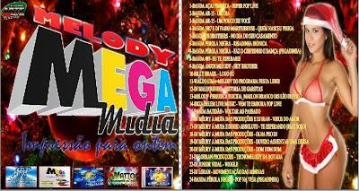 CD ARROCHA MEGA MIDIA ESPECIAL DE NATAL    16/12/2014