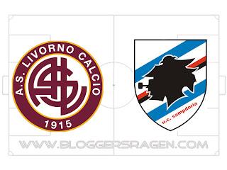 Prediksi Pertandingan Livorno vs Sampdoria