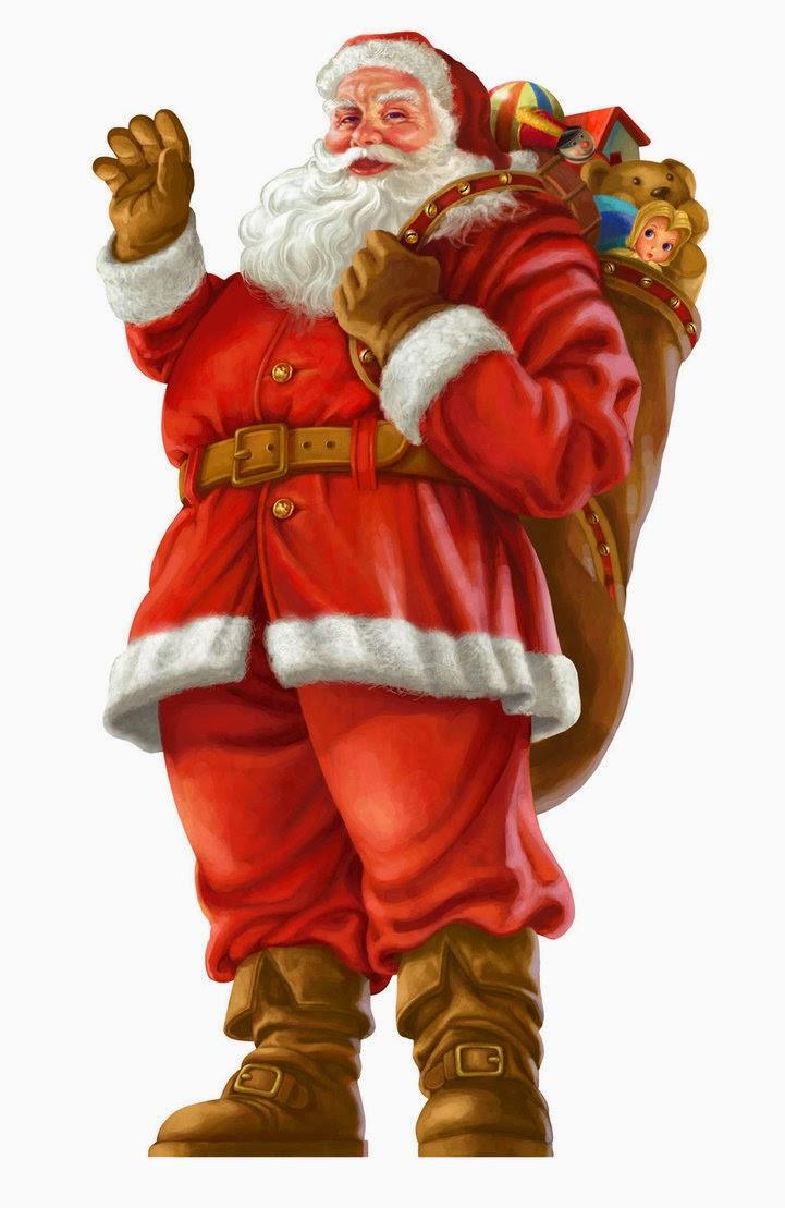 Ο Άγιος Βασίλης θα είναι μαζί μας καθημερινά!