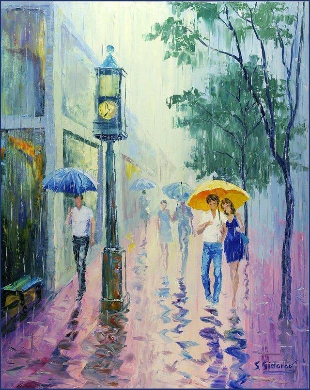 Stanislav sidorov - Ver colores de pinturas ...