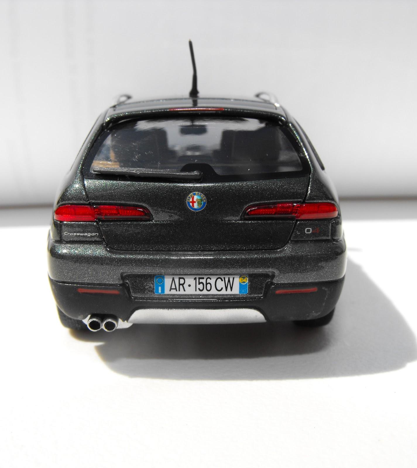 Diecast Passion: Alfa Romeo 156 Crosswagon