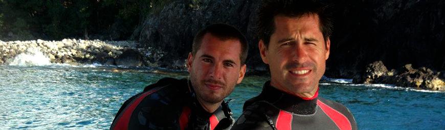 La Rand'eau Club de plongée en Guadeloupe