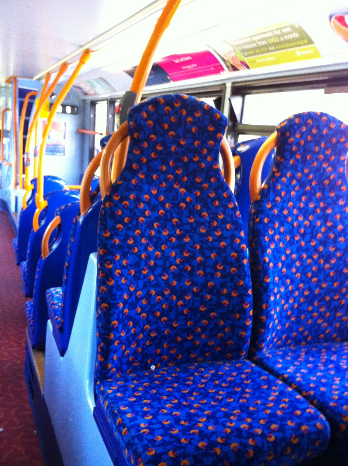 Journalism: Diary of a Winchester Lady: BUS Disease