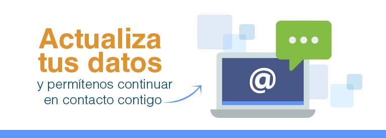 ACTUALIZACIÓN DE DATOS