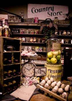 The Country Store Section