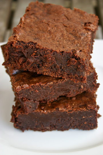 The Baked Brownie.