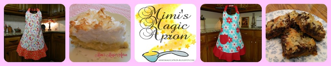 Mimi's Magic Apron