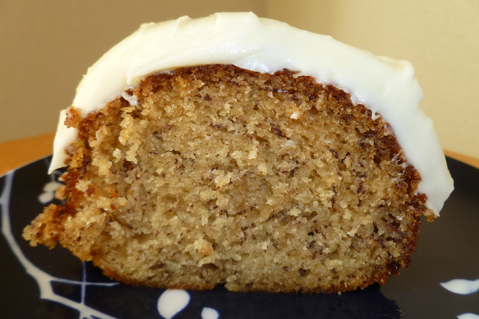 The Pastry Chef's Baking: Sweet Buttermilk Banana Cake