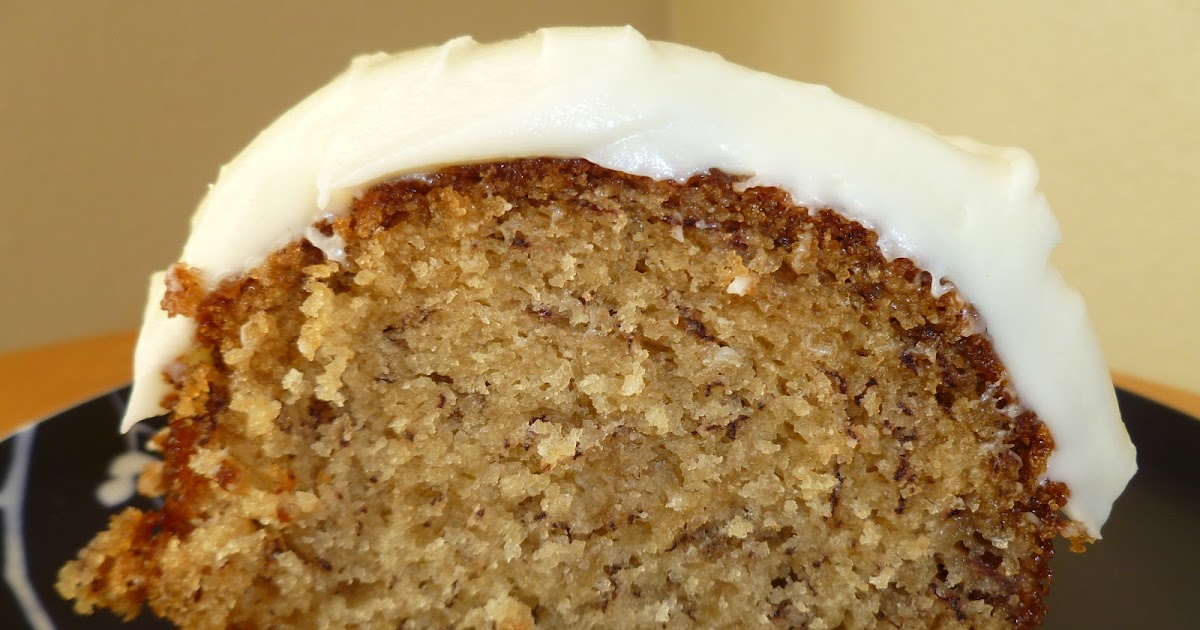Icing On The Cake Los Gatos Banana Cake Recipe