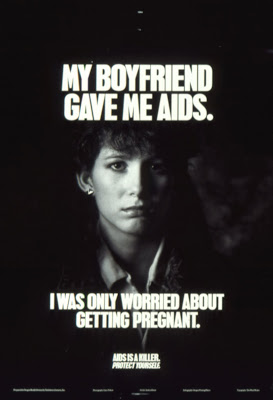 My boyfriend gave me AIDS
