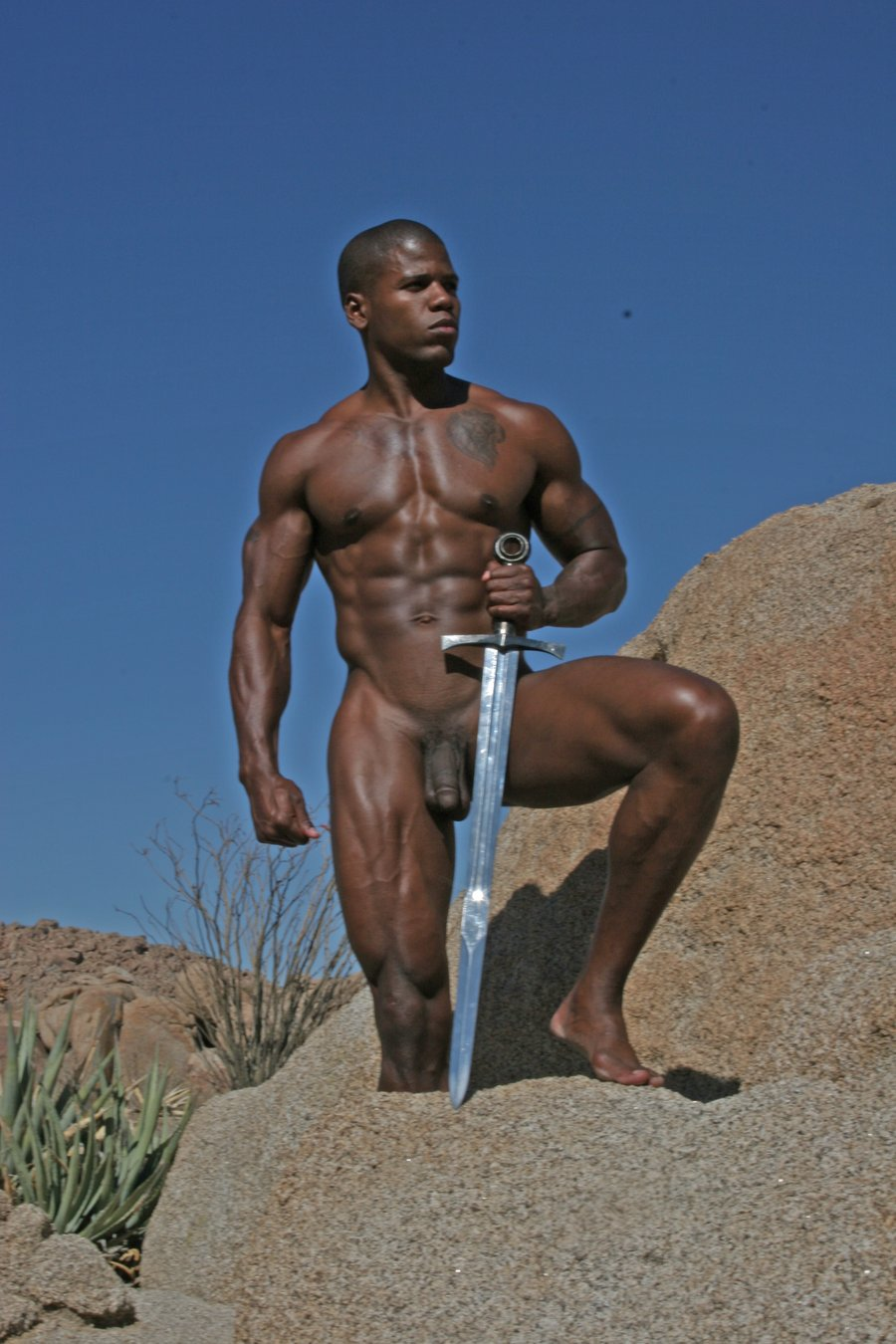 warrior Naked tumblr male
