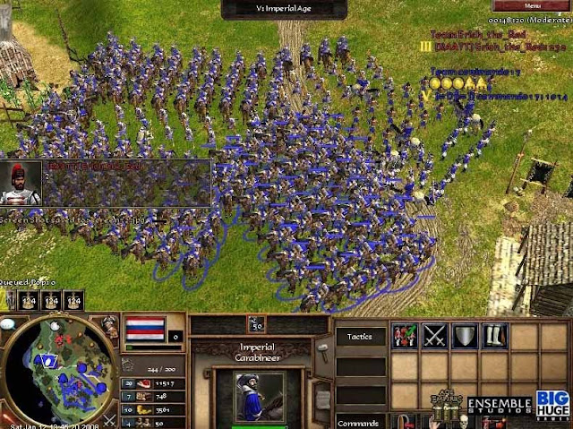 Age of Empire 3 Pc Game Free Download